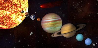 Un guirriu nel espaciu